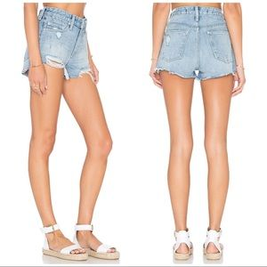 Lovers + Friends NWOT Jack HIgh Rise Shorts, 28